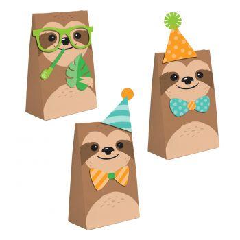 8 Süßigkeiten Boxen träge Party
