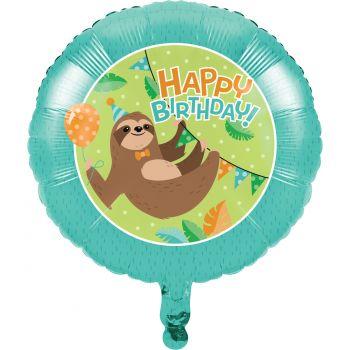 Helium-Luftballon Träge Party