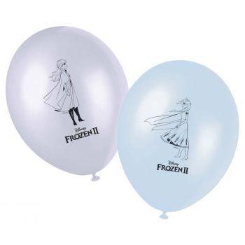 8 Luftballons Die Eiskönigin II