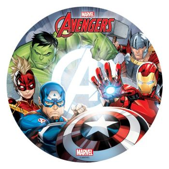Tortenaufleger dekor Avengers