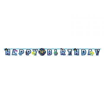 Banner Happy Birthday Battle Royal