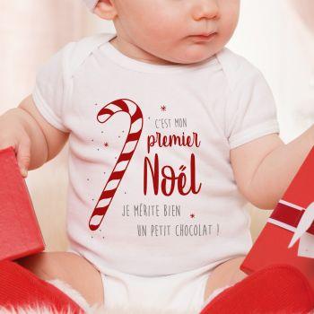 Baby Body Mein 1. Weihnachten Cerf