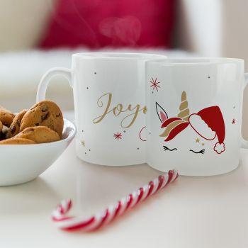 Tasse Weihnachtshorn