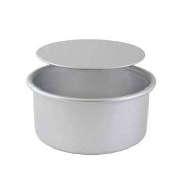 Abnehmbare Runde Kuchenform Ø15 cm H7.5cm