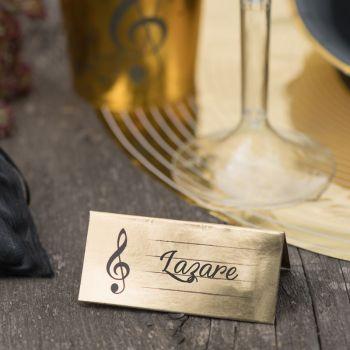 10 Marke Platz Goldene Musik