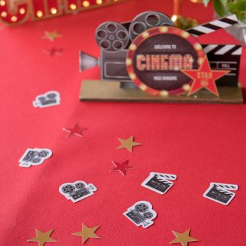 Tischkonfetti Film Hollywood