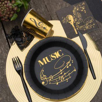 Teller Musik Gold