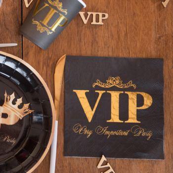 10 Handtücher VIP-Abend