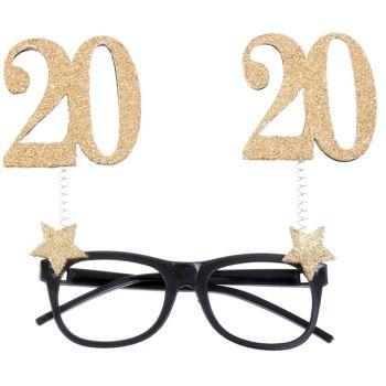 Glitzer-Lünette 20 Jahre