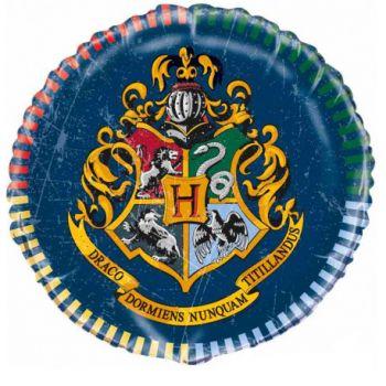 Runder Helium-Ballon Harry Potter