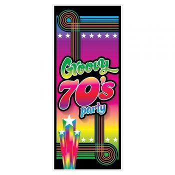 70 's Türdekoration