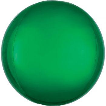 Luftballon bubble grün