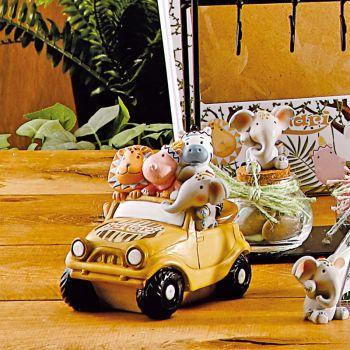 Sparschwein Jeep Safari