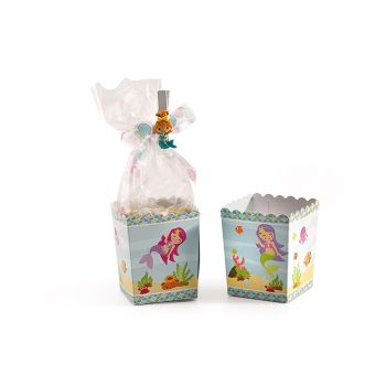 10 Mini Pop Boxen Corner