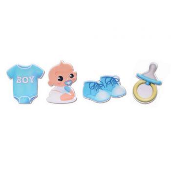 Kit-Dekor Baby-Baby-Törtchen