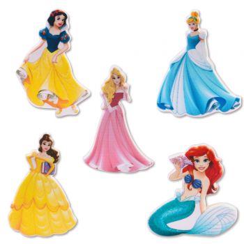 Kit 5 Prinzessinnenfiguren disney