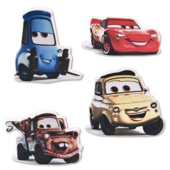 Kit 4 Figuren Cars