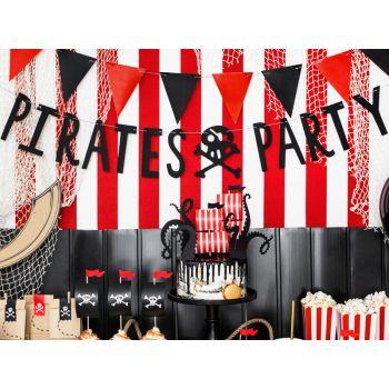 Girlande Pirates Party