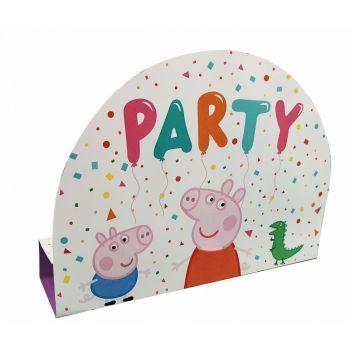 8 Geburtstags-Einladungen peppa wutz
