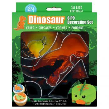 Kit ausstechformen Dinosaurier mit