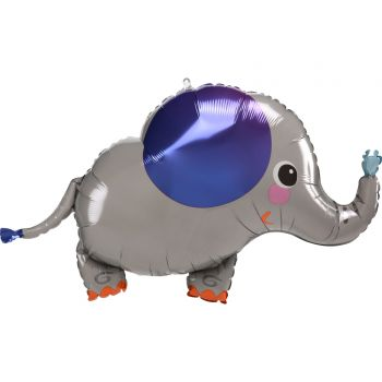 Elefanten-Heliumballon 86cm