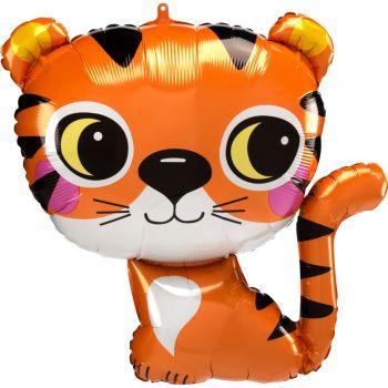 Tiger Helium Ballon 63cm