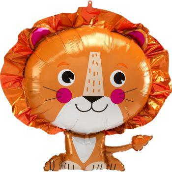 Helium-Ballon Löwe 60cm