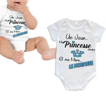 Baby Baby Princess Body wird kommen