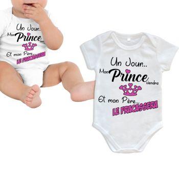 Baby Body Prince wird kommen
