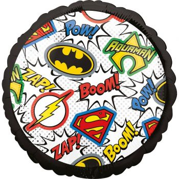 Helium-Ballon Justice League