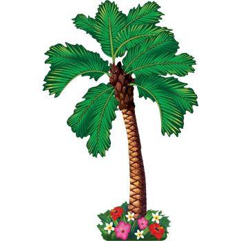 Palme aus Karton 162cm