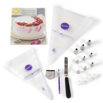 Wilton Kuchen Dekoration Kit