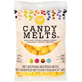 Candy Melts Wilton gelb