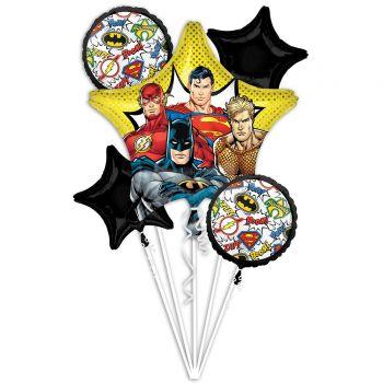 Strauß Helium Luftballon Justice League