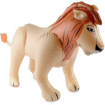 Aufblasbarer Löwe 80cm