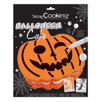 Halloween Scrapcooking-Schablone Kit