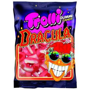 Süßigkeiten Dracula trolli 100gr