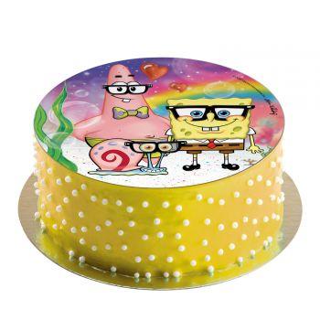 Tortenaufleger dekor SpongeBob