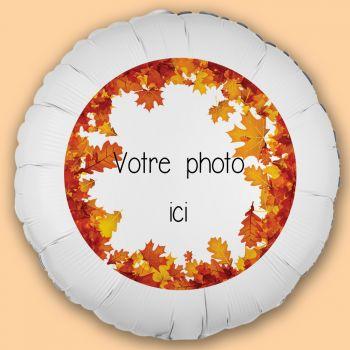 Individuelle Luftballon Herbst-Dekor