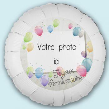 Personalisierte Luftballon Dekoration Pastell ballons