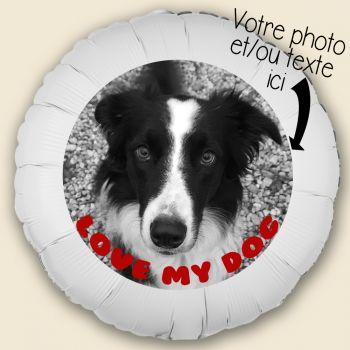 personalisierte Ballon
