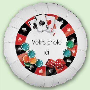 Benutzerdefinierten Ball-Dekor Poker