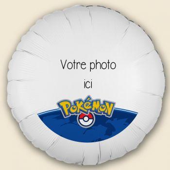personalisierte Pokemon-Dekor Ballon