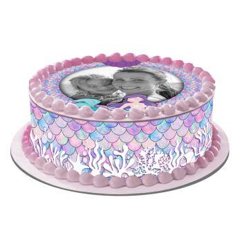 Easycake Kit für personalisierte Kuchen Meerenen