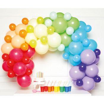 Bogen-Kit mit 78 Luftbogenballons