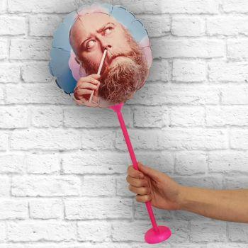 Angepasster runder Ballon Ø 28 cm