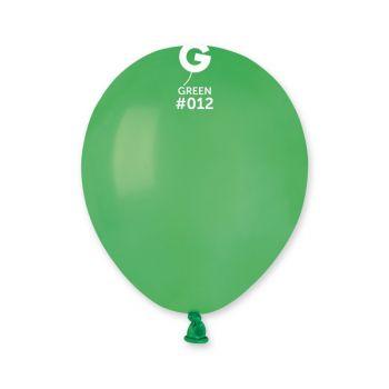 50 Grüne Ballons Ø13cm