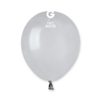 50 Ballons grau Ø13cm