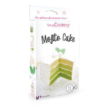 Kit Mojito cake Scrapcooking