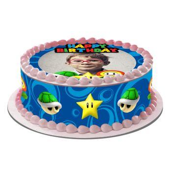 Easycake Kit für personalisierten Mario HB Kuchen